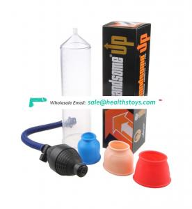 Strong power pump penis with attractive function penis enlargement pump for men exercise