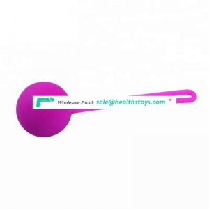 Suit Waterproof Popular 100% Silicone Kegel Balls Vaginal tightening ball for female Exercise