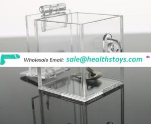 The Chastity Key Safe - Games & Keyholding Service  key box only box