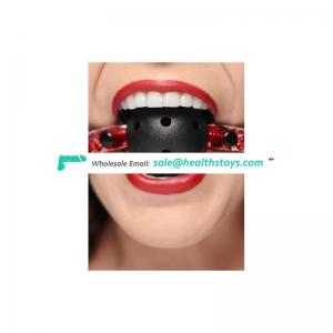 Very popular American and Europe market china red bag gag