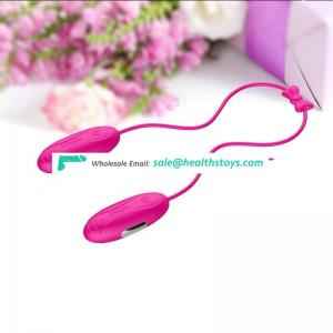 Waterproof Silicone Double Love Egg for Women