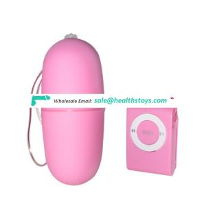 Wireless mini sex vibrating kegel ball vagina sex toys smart stress ball for vagina exercise
