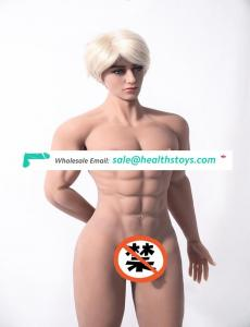 With Anal And Oral Sex Handsome Face Big Penis 180cm Muscle Strong Body Sex Dolls For Male And Female Masturbator