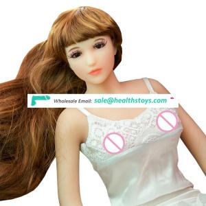 Young girl mini loli real silicone sex doll for men