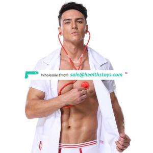 cosplay  nurse men night club sexy underwear