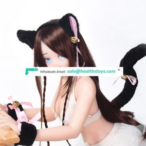 100cm lifelike factory cheap price Cartoon  sexy girl silicone sexy doll