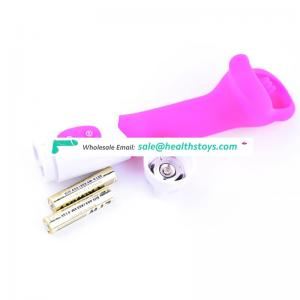 2019 New Lovely Realistic Male Penis Vibrator For Women Adult Products