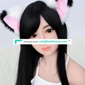 2019 New wholesale cute  sex doll silicone