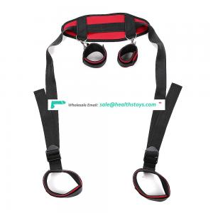 Accept Customer Design Polyester Handcuff Bondage OEM Sexy Set