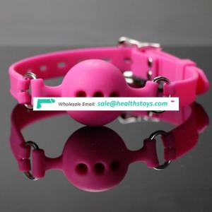 Bondage Restraints Sex Toys Adjustable Ball Gag Harness Mouth Ball adult game Mouth Gags