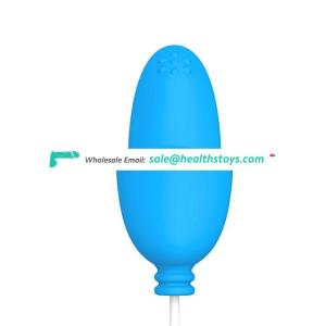 Electric Heating Remote Control Rechargeable Waterproof 10 Speeds Programs Flirt Silicone Double Bullet Sex Love Vibrating Egg