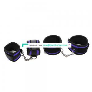 Fetish BDSM Bondage Handcuff Set Bondage Sex Set Toys