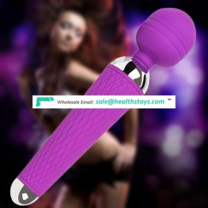 G-Spot Waterproof Rechargeable Dildo Vibrator Adult Sex Toys for Women - Silicone Clitoris Massager