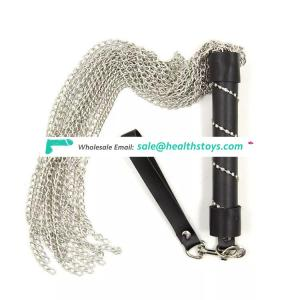 Genuine Metal horse whip with top quality