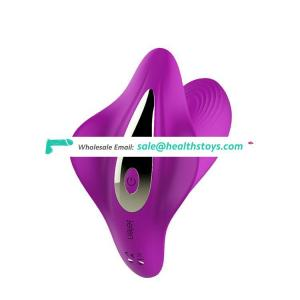 Latex Silicone Female Vagina Orgasm Joy Sex Toys Device Remote Control Electric Heated Strap-On Easy Wearable Love Vibrator Egg
