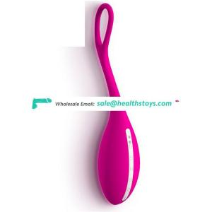 Latex Silicone Magnetic Charge Voice Chat Female Vagina Orgasm Sex Toys Toys Strap-On Easy Using Magic Love  Ball Vibrating Egg
