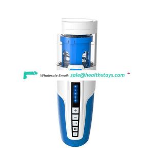Leten  electronic ready to ship automatic sexual masturbation cup for men vibration cup