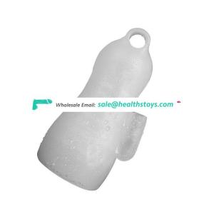 Leten Clear Image Direct Sales Electric Waterproof USB Charge Silicone Vagina Pocket Male Hand-Job Sex Aircraft Masturbation Cup
