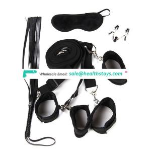 New coming good quality Erotic bondage set Adult Products Couple SM Sex toy