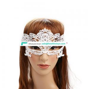Promotional Soft Eye Lace Mask Belt for Party Woman Cool Eye