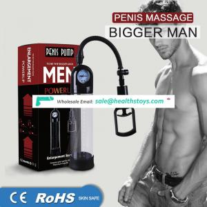 Pump Penis Extra Sleeves for Men Penis Massager