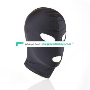 Sexy Games  Polyester Fabric Cap Headgear with Waterproof Materials Headgear Black Color