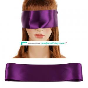 Softer Fabric Polyester Woman Sexy Eye Mask with Multi-Colors