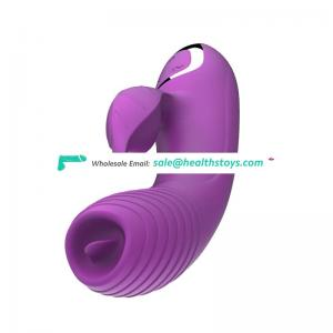 Vibrating Sex Machine Female Sex Toy Licking Vibrator Price for Girl Virgin