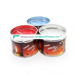 Wholesale Sex Candles for Adult Toy Low Temperature Candles OEM