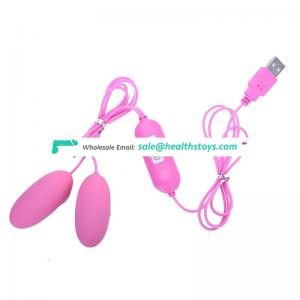 Wireless Vibrating Eggs Massage Vaginal Jump Eggs For Woman